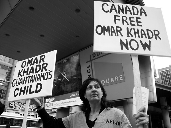 Toronto  Day of Action to Close  Guantanamo