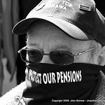 CAW Protect Pensions Rally 171