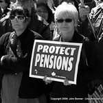 CAW Protect Pensions Rally 149
