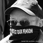 CAW Protect Pensions Rally 168