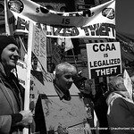 CAW Protect Pensions Rally 166