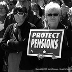 CAW Protect Pensions Rally 151