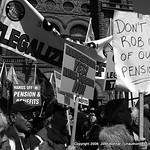 CAW Protect Pensions Rally 212